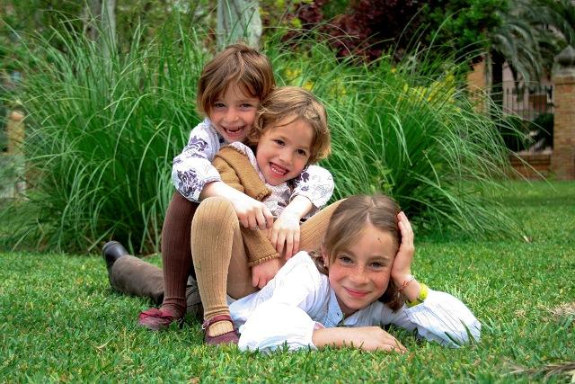 La familia valenciana  socia de AVAFAM segundo premio nacional