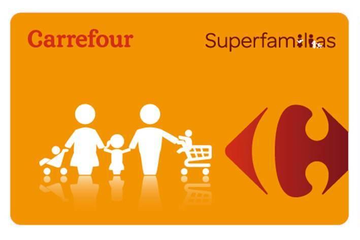 Carrefour Familias Numerosas