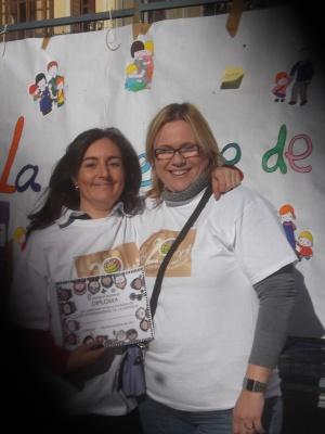 Valencia celebro el Dia Universal de la Infancia 2013 en la Plaza de la Virgen