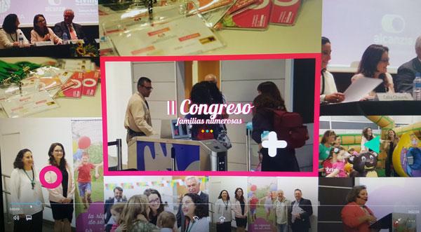 """Vídeo del congreso """"La Riqueza de Ser Más"""""""