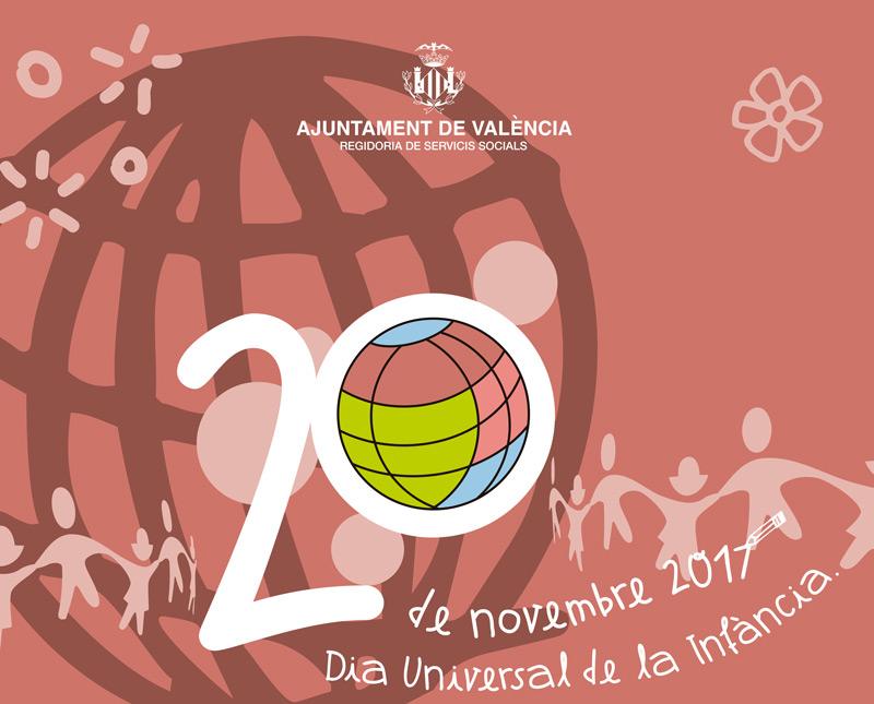 Celebramos el Día Universal de la Infancia