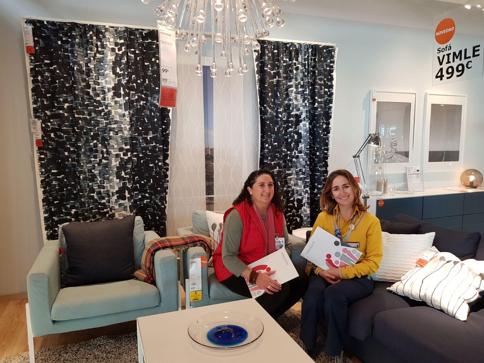 IKEA Valencia y FANUCOVA colaboran conjuntamente