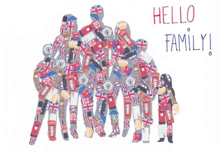 "Concurso ""Hello Family"""