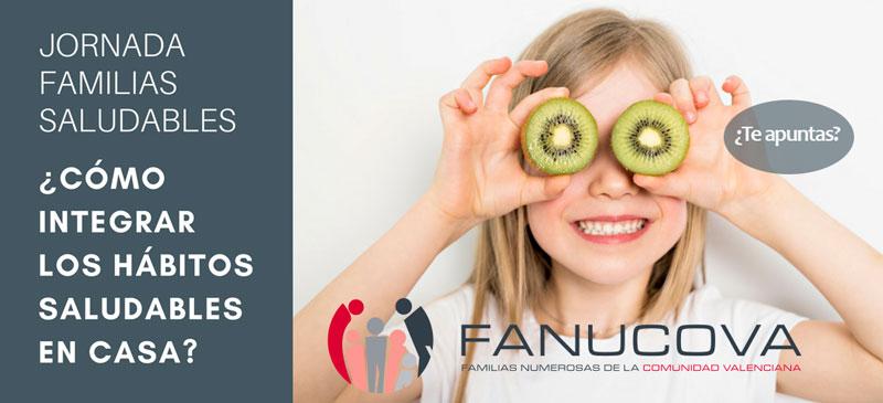 Jornadas familias saludables