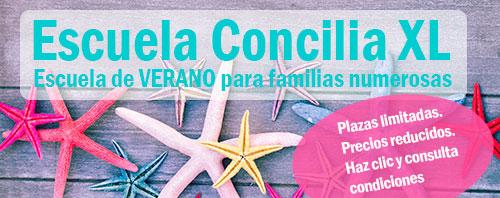 Escuela concilia XL