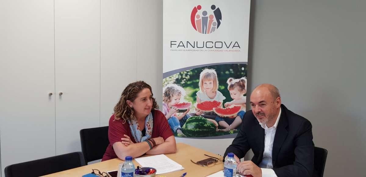 Reivindicaciones de las familias numerosas al Ayuntamiento de Valencia