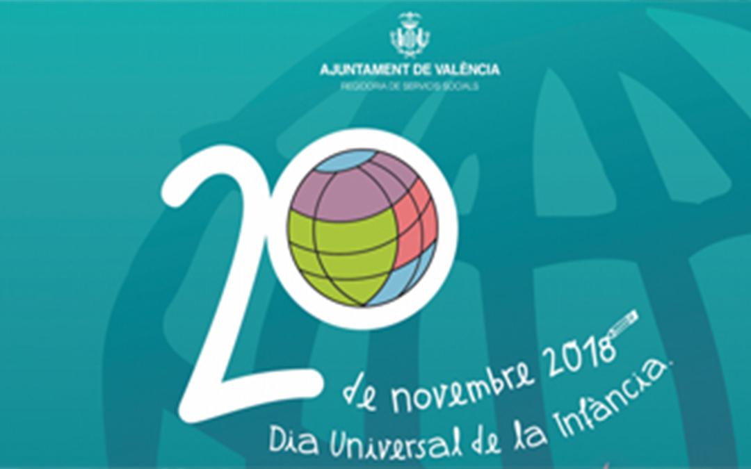 Ven a celebrar el Día Universal de la Infancia con talleres gratuitos