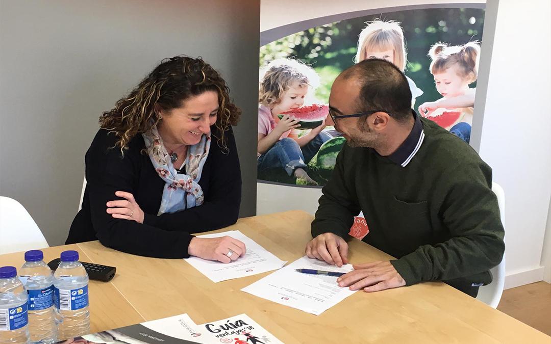 FANUCOVA traslada a la Generalitat las necesidades de las familias numerosas