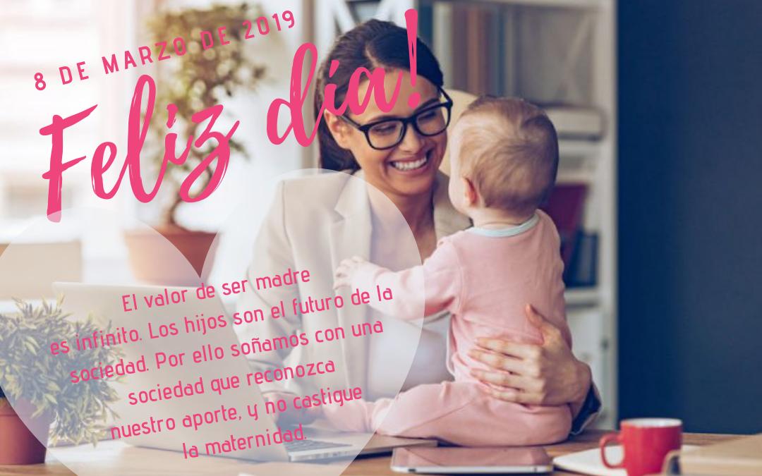 Familias numerosas piden un mayor reconocimiento a la maternidad