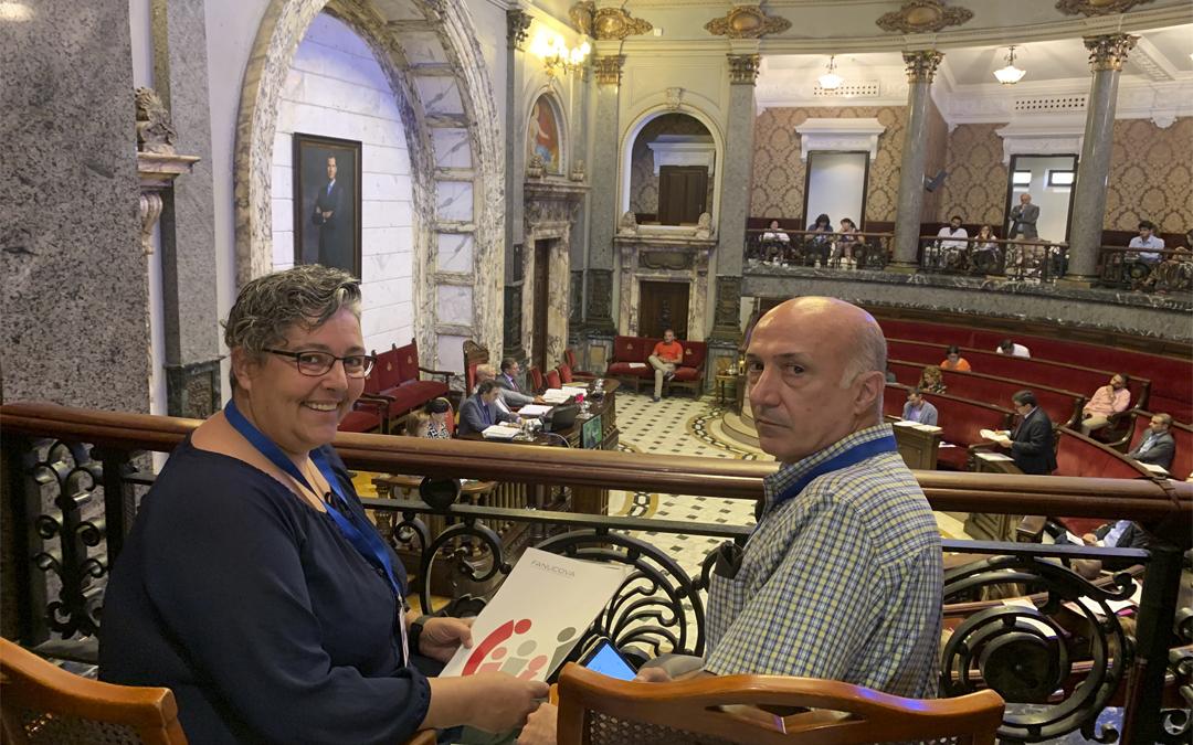 FANUCOVA logra la bonificación en la tasa de alcantarillado para las familias numerosas de Valencia