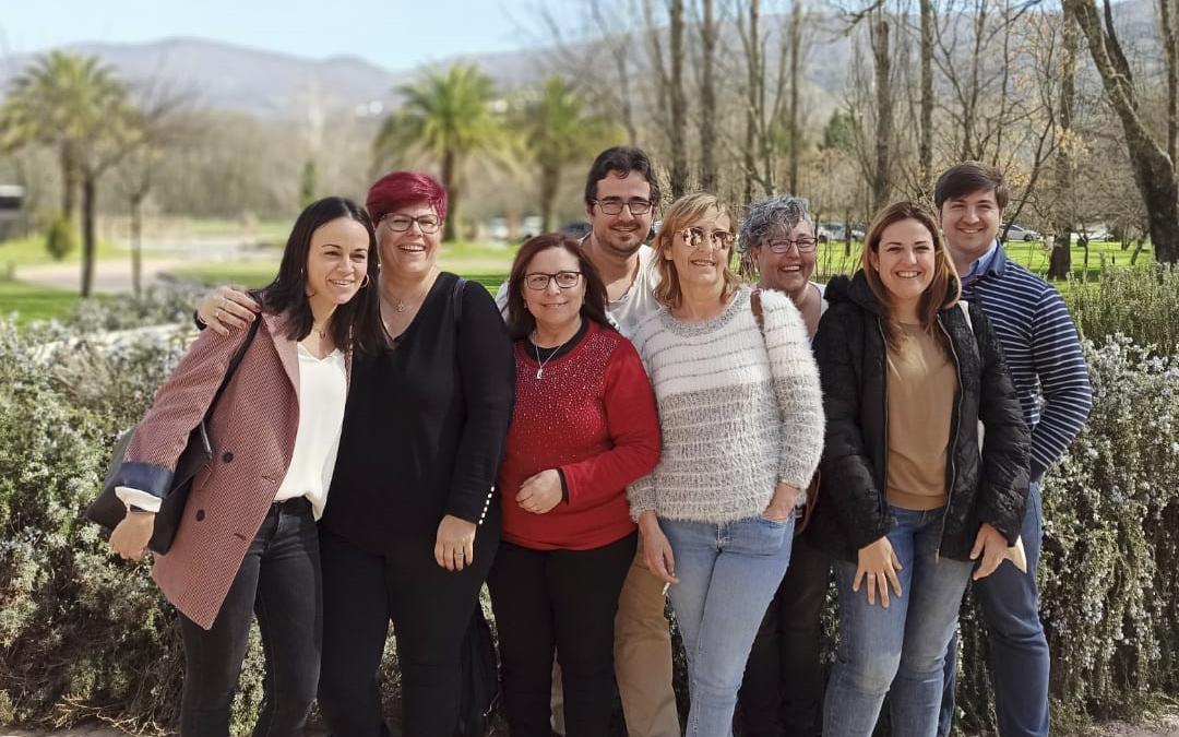 FANUCOVA junto a sus asociaciones asistimos a las Jornadas Anuales de Formación organizadas por FEFN