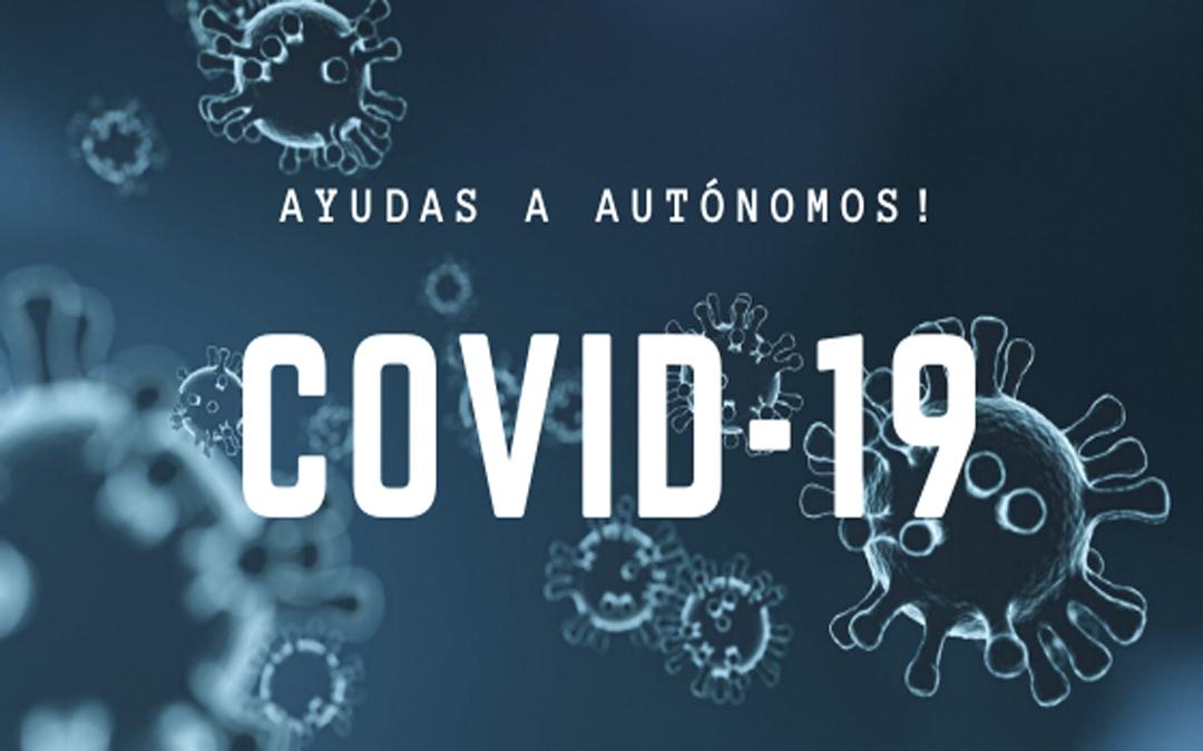 Ayudas urgentes a personas autónomas de la Comunidad Valenciana afectadas por el COVID-19
