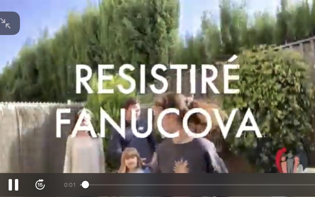 Juntos RESISTIREMOS así os lo decimos en este vídeo todo el equipo de FANUCOVA y de nuestras cinco asociaciones