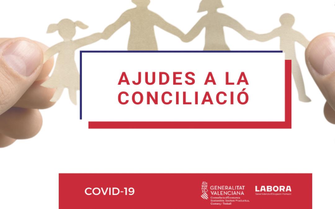 Últimos días para solicitar las ayudas COVID para quienes se hayan reducido la jornada para conciliar