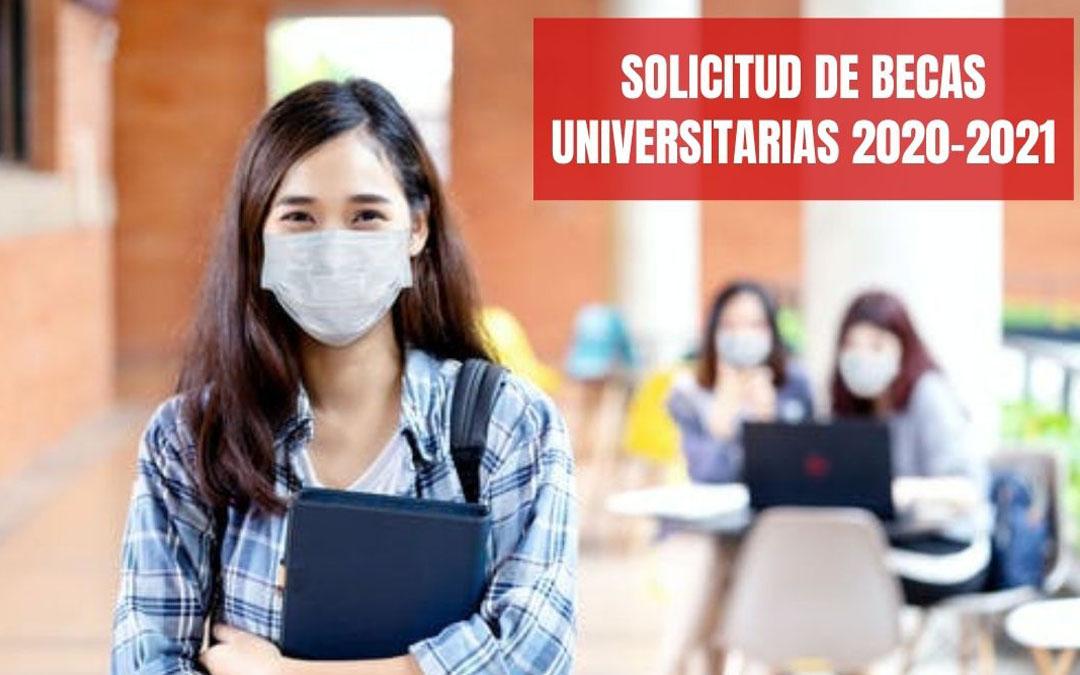 Abierto el plazo de solicitud de becas para estudios universitarios del curso 2020-2021